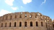 Najlepiej zachowany rzymski amfiteatr. Nie w Rzymie, a w Tunezji