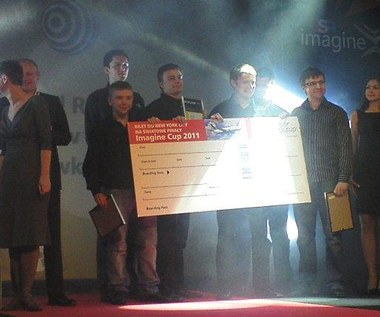 Najlepsi polscy studenci - Imagine Cup 2011