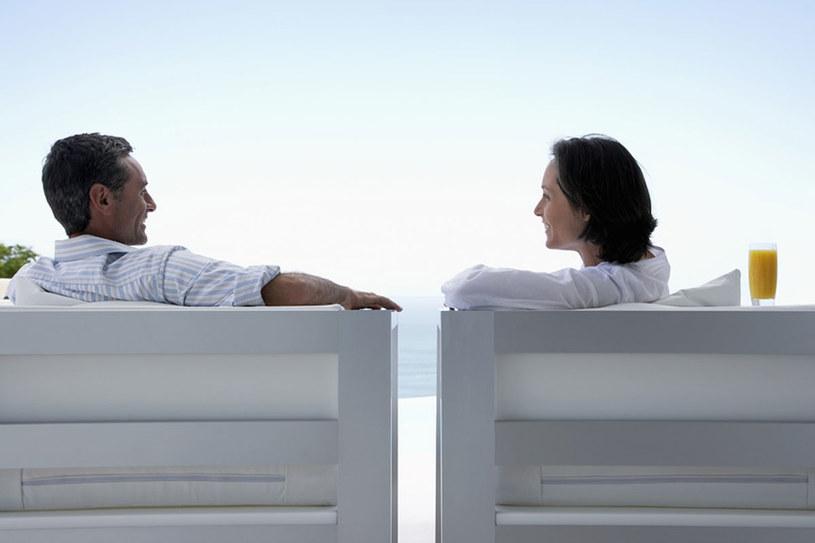 Najlepsze pary to te, które nie boją się dać sobie odrobiny przestrzeni  /© Panthermedia