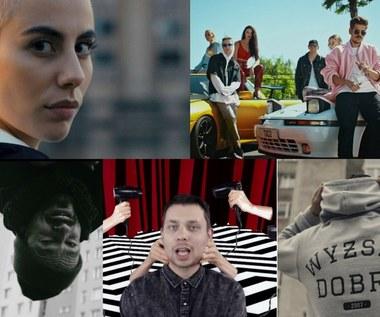 Najlepszy polski teledysk i numer 2017 roku – hip hop