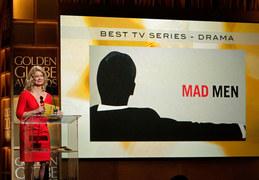 """Najlepszy serial dramatyczny: """"Mad Man"""""""
