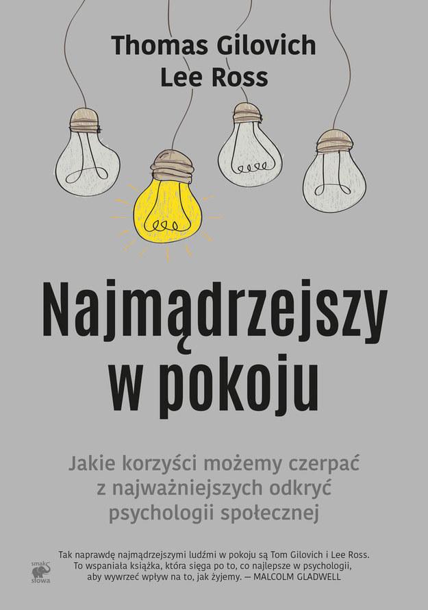 Najmądrzejszy w pokoju /Styl.pl/materiały prasowe