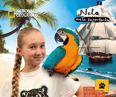 Najmłodsza reporterka świata na tropie wielkiej przygody