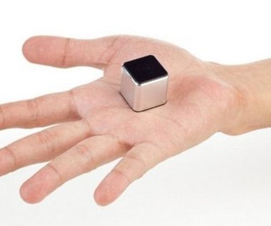Najmniejszy, dotykowy odtwarzacz MP3 na świecie?