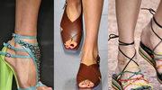 Najmodniejsze sandały na lato