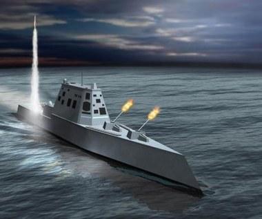 Najnowocześniejszy okręt wojenny świata rozpocznie służbę w 2016 roku
