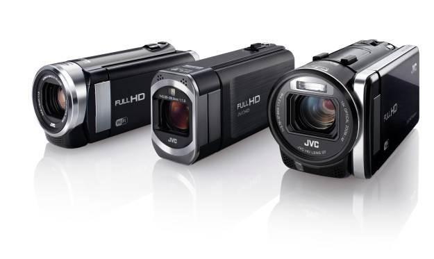 Najnowsze kamery JVC Everio w wbudowanym modułem Wi-Fi /materiały prasowe
