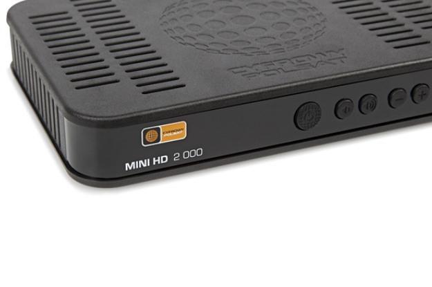 Najnowszy dekoder Cyfrowego Polsatu - MINI HD 2000 /materiały prasowe