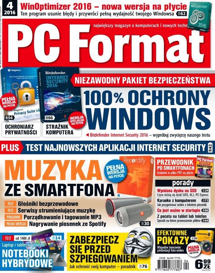 Najnowszy numer PC Formatu w sprzedaży od 7 marca /PC Format