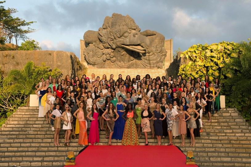 """""""Najpiękniejsze"""" na Bali /AFP"""