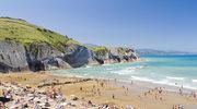 Najpiękniejsze plaże w Kraju Basków