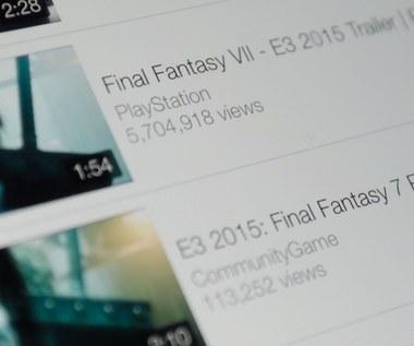 Najpopularniejsze trailery gier w serwisie YouTube