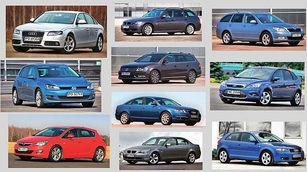 najpopularniejsze wersje silnikowe /Motor