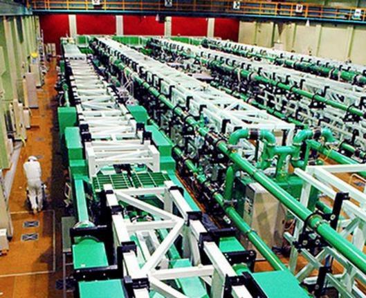 Najpotężniejszy laser został zbudowany przez Japończyków /materiały prasowe