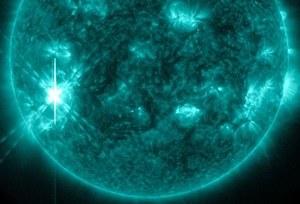 Najsilniejszy w tym roku rozbłysk na Słońcu