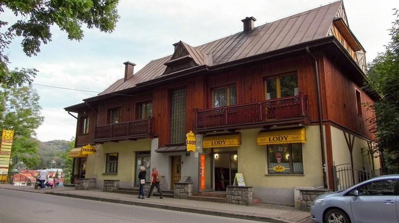 Najsłynniejsze lody w Szczawnicy serwowane są w cukierni Jacak /Styl.pl