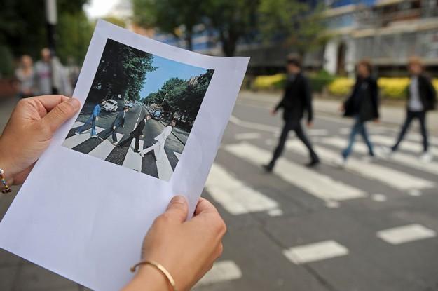 Najsłynniejsze przejście świata /AFP