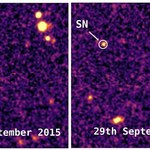 Najstarsza i najbardziej odległa supernowa, jaką znamy