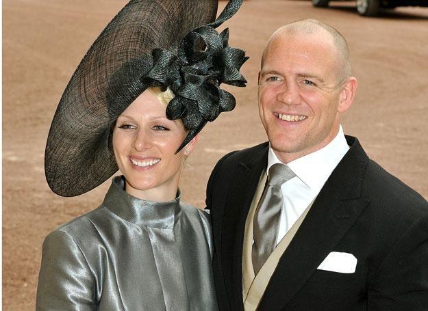 Najstarsza wnuczka królowej Elżbiety II - Zara Phillips i Mike Tindall zostaną małżeństwe 30 lipca /Getty Images/Flash Press Media