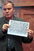 Najstarszy miłosny list po polsku