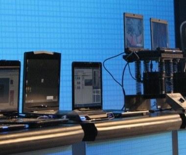 Najszybsze notebooki na świecie - IDF 2009