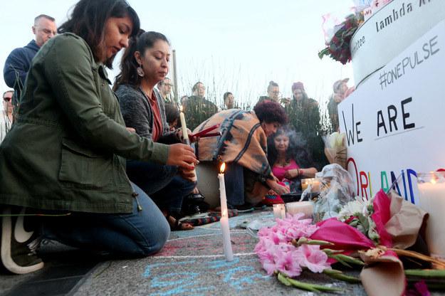 Najtragiczniejsza strzelanina w historii Stanów Zjednoczonych /Sandy Huffaker /AFP