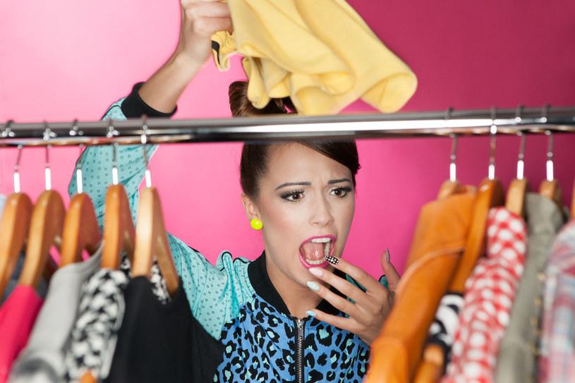 Najtrudniejsze jest dobranie własnej palety kolorystycznej ubioru /©123RF/PICSEL