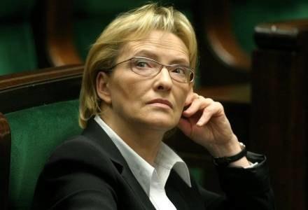 Najwięcej respondentów chce dymisji Ewy Kopacz, fot. M. Rozbicki /Agencja SE/East News