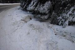 """Największe """"lodowisko"""" w Europie, czyli droga do przejścia na Łysej Polanie"""