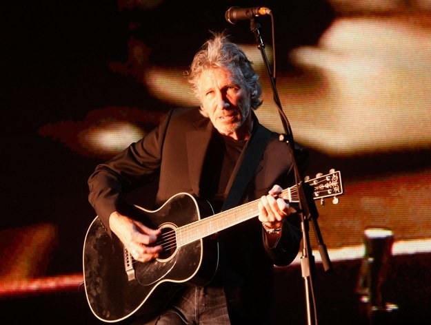 Największe piętno na tym albumie odcisnął Roger Waters - fot. Kevin Winter /Getty Images/Flash Press Media