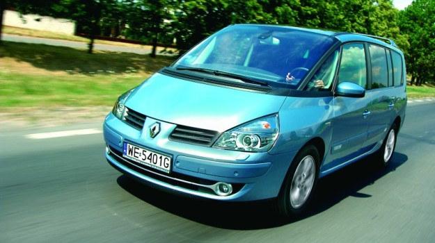 Największe zalety francuskiego vana to jakość nadwozia i funkcjonalność wnętrza. Słabą stroną okazuje się kapryśna elektronika. /Motor