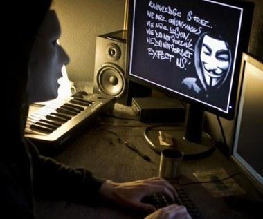 Największy atak Anonimowych