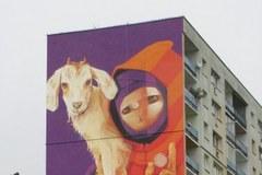 Największy mural w Polsce