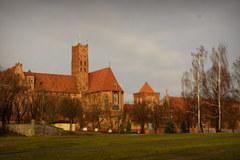Największy na świecie gotycki zamek