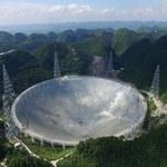 Największy na świecie radioteleskop uruchomiony w Chinach