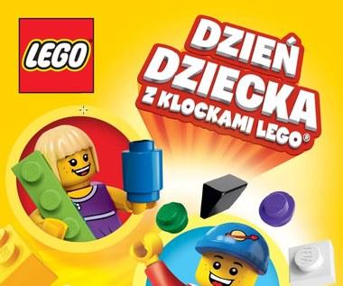 Największy plac zabaw Lego w Polsce