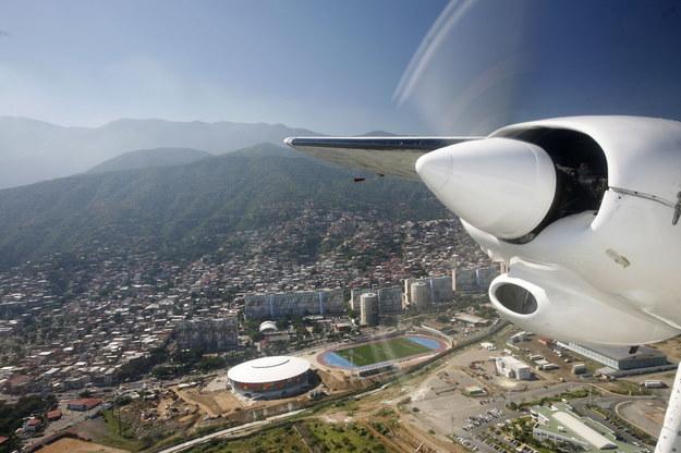 Najwygodniejszą formą podróżowania po Wenezueli jest samolot /123/RF PICSEL