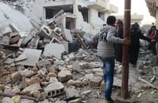Nalot bombowy w Syrii. Zginęło kilkudziesięciu cywilów