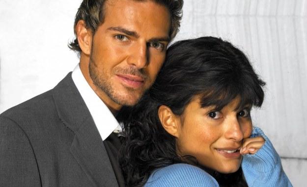 Namiętne uczucie połączy Markosa (Juan Alfonso Baptista) i Maritzę (Paola Andrea Rey) /TV PULS /materiały prasowe