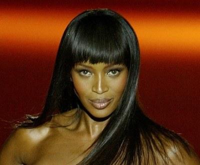 Naomi - piękna, ale czy miła...? /AFP