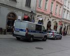 Napad na jubilera w centrum Krakowa. Policja szuka sprawcy