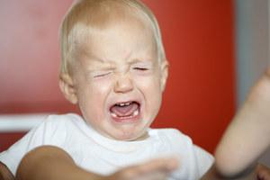 Napady złości u dzieci