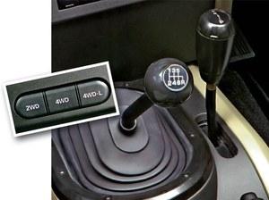 Napęd dołączany ręcznie to taki, który aktywuje się dźwignią lub przyciskiem . /Motor