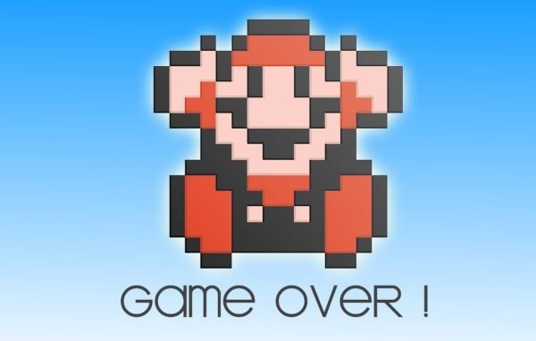 """Napis końcowy """"Game Over"""" to zdecydowanie namniej pożądany element gry /Informacja prasowa"""