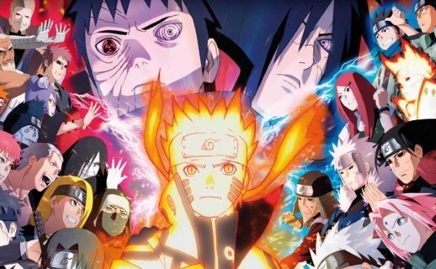 Naruto Shippuden: Ultimate Ninja Storm Revolution /materiały prasowe