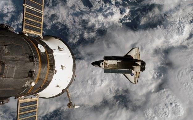 NASA chce znów samodzielnie wynosić astronautów na orbitę /NASA