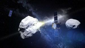 NASA i ESA zderzą statek z asteroidą