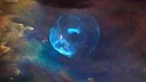 NASA opublikowała niezwykły obraz Mgławicy Bańka