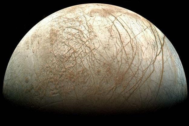 NASA planuje wyprawę na Europę (Fot. NASA) /materiały prasowe