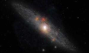NASA zaobserwowała czarną dziurę w stanie uśpienia
